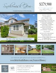 flyer highlands east snohomish real estate mls  flyer 6929