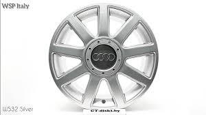 <b>WSP Italy</b> PAESTUM W532 Silver Audi/VW - YouTube