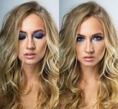evening makeup for blue dress blue eye makeup for new year eve