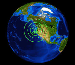 Image result for west coast earthquake