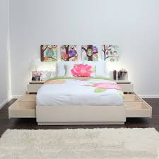 modern design bedroom red bed inside furniture store warm awesome white brown wood unique ideas in amazing indoor furniture space saving design