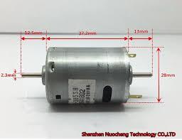 2019 Brand New And <b>Original</b> Mabuchi 12V <b>385</b> Micro DC Motor <b>RS</b> ...
