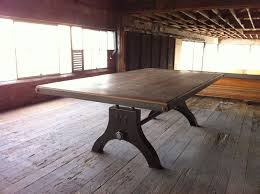 Retro Dining Room Table Large Dining Table Dining Room Nubeling
