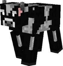 Resultat d'imatges de vaca de minecraft