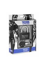 <b>Замок</b> '<b>Tom of Finland</b>' купить со скидкой в секс шопе Фетиш и ...