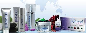 skincare products from Jeunesse