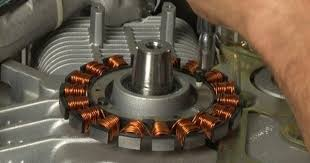 Stator Replacement (part #237878-S) - Kohler Small Engine Repair ...
