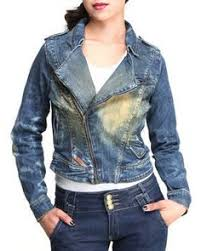 Buy Desert Moto <b>Hot</b> Denim Jacket Women's Outerwear from ...