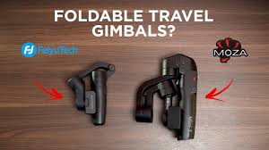 Cool TRAVEL GIMBALS for Smartphones | FeiyuTech Vlog <b>Pocket</b> ...