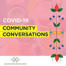 Minnesota Native News: COVID-19 Community Conversations