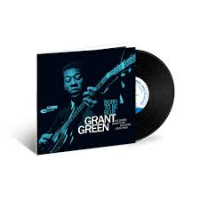 <b>Grant Green</b> - Born To Be Blue LP (Tone Poet Series) – Blue Note ...