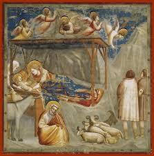 Boże Narodzenie - Giotto
