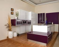modular kitchen colors: full size of kitchen extraordinary modular design ideas with white purple colors cabinets and built in