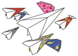 Create Your Own Paper Airplane   How Things Fly How Things Fly   Smithsonian