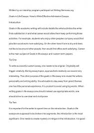essay on goals in high school   drugerreportwebfccom essay on goals in high school