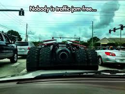 Batman Traffic Jam