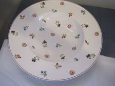Villeroy & and Boch Luxembourg Petite Fleur Pasta Bowl