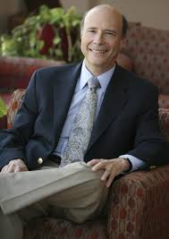 A picture of Professor Mark Blitz of Claremont McKenna College
