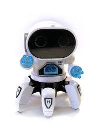 Робот <b>веселый</b> паук(движение, <b>свет</b>, музыка) ZORMAER ...