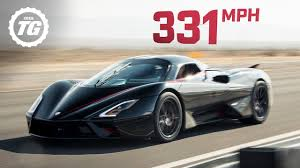 SSC Tuatara hits SOME <b>SPEED</b> - YouTube