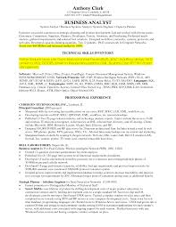 sample resume business analyst cipanewsletter resume examples business analyst resume objective junior business