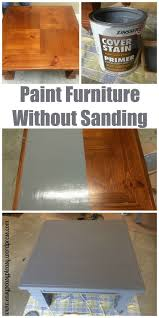 diy table to ottoman and how to paint furniture without sanding buy zina solidwood side table