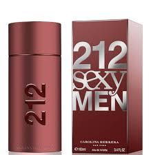 <b>Carolina Herrera 212 Sexy</b> Men Eau de Toilette 100ml | BeautyExpert