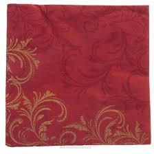 Купить <b>Салфетки бумажные DUNI</b> Grace Bordeaux, 3-слойные ...