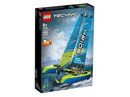 Купить <b>Конструктор LEGO Technic</b> 42105 <b>Катамаран</b> недорого в ...