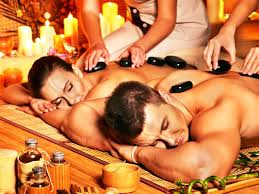 Image result for small picture of couples massage