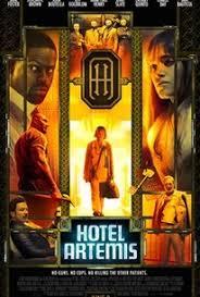 Hotel <b>Artemis</b> (2018) - Rotten Tomatoes