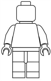 Small Picture Lego Girl Coloring Pages Miakenasnet