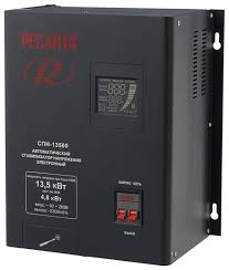 <b>Стабилизатор напряжения</b> однофазный <b>РЕСАНТА</b> СПН-13500 ...