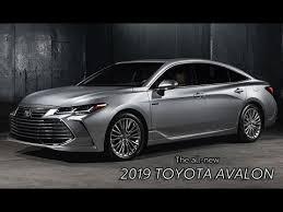 The <b>New</b> Toyota Avalon (<b>2019</b>) <b>Comfort</b>, <b>Style</b> and Innovation ...