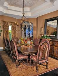 Tuscan Dining Room Tuscan Style Dining Table Tuscan Style Antique White Kitchens