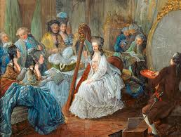 marie antoinette s style revolution on the eve of the french revolution ladies at versailles scrambled to keep up the fashion standards set by the queen which didn t help calm the