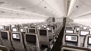 Image result for Boeing 777-300ER (77W) Four Class V1 economy