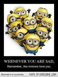 Cuteness overload on Pinterest | Minions, Minions Banana Song and ... via Relatably.com