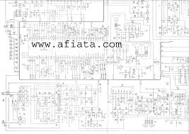 component  television circuit diagram  photo television schematic    television circuit electronic design schematic diagrams download tv korea diagram  full size