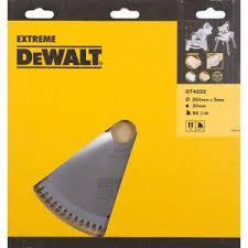 Купить <b>DEWALT</b> DT4282 <b>пильный диск EXTREME</b>, по дереву 250 ...