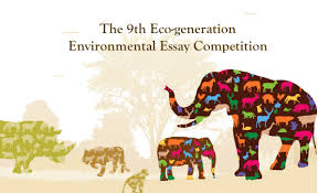 the th eco generation environmental essay competition    the th eco generation environmental essay competition
