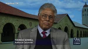 q a thomas sowell video c span org