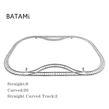 Train Rail Tracks Block <b>Model building kits compatible</b> with lego city ...