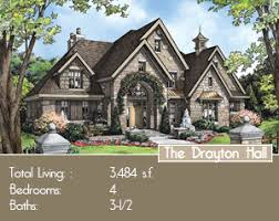Old World Home PlansEuropean home plan pc  pd old world builders  House plans by designs direct   newsletter residential house plans bedrooms