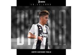 Happy birthday, <b>Paulo</b> Dybala! - Juventus.com