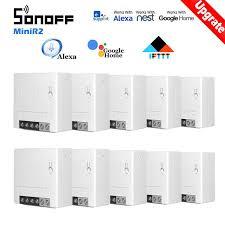 <b>Sonoff Mini R2</b>/Basic DIY Smart Switch Small Ewelink Remote ...