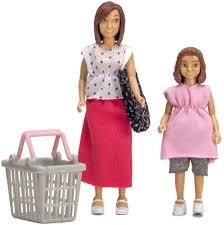 <b>Набор кукол</b> для домика <b>LUNDBY Мама</b> и дочка - купить по ...