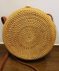 <b>Women's</b> Bali Rattan CrossbodyBags Handmade <b>Straw Bags</b> ...