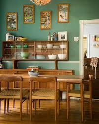 modern dining table teak classics: este me encanta mcm teak dining room when i worked at anthropologie i bought a table like this and then had to return it because it was too long for