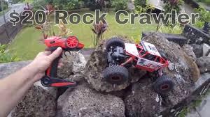 $20 <b>Off Road</b> Rock Crawler - <b>Remote Control</b> Car 4WD - YouTube